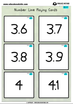 Place Value: Relay (Ages 8-10)