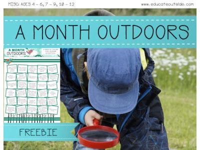 A Month Outdoors