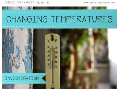 Changing Temperature Investigation