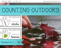 Counting Outdoors