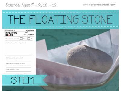 The Floating Stone STEM Challenge