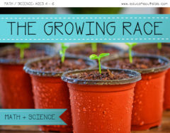 The Growing Race: Ages 4 - 6