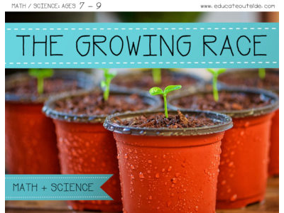 The Growing Race: 7 - 9