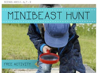 Minibeast Hunt