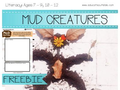Mud Creatures Character Description
