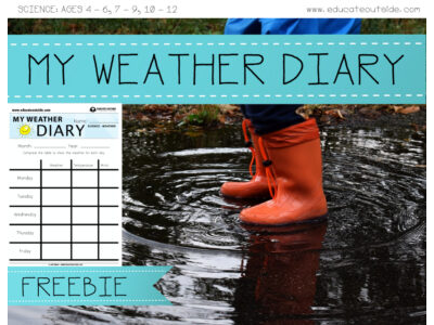 My Weather Diary