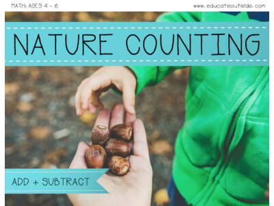 Nature Counting - Counting, Addition, and Subtraction