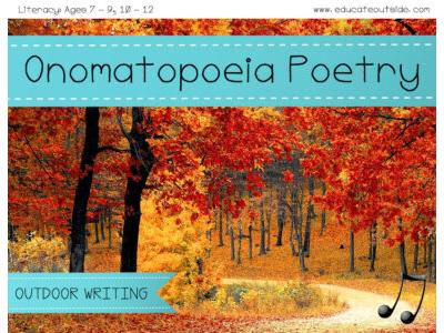 Onomatopoeia Poetry