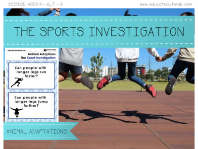 Adaptations: The Sports Investigation