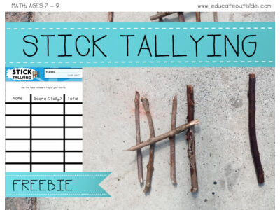 Stick Tallying