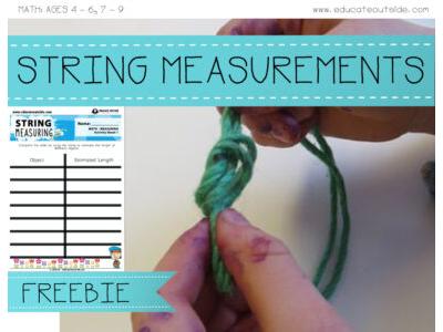 String Measuring & Estimation