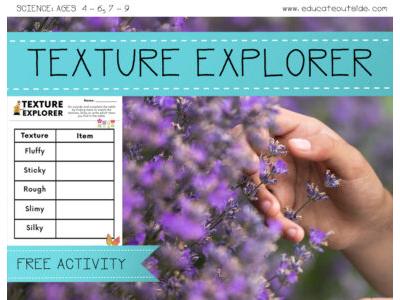 Texture Explorer
