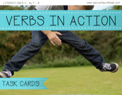 Verbs In Action