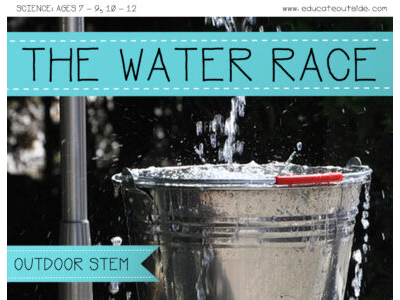 The Water Race STEM Challenge: Force and Motion