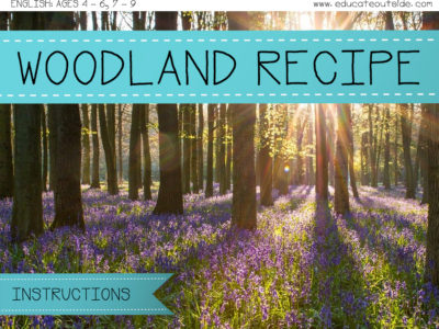 Recipe For A Woodland